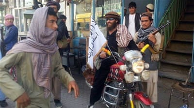 Taliban seized the capital of Kunduz province after making a daring entry from multiple directions [AP]