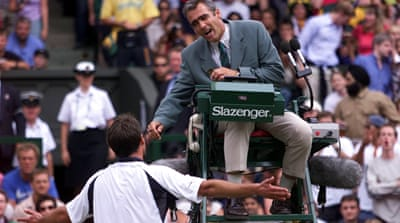'Are you an idiot?' Culture of umpire abuse in tennis
