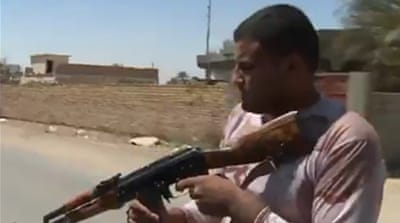 Sunni tribes join fight against ISIL in Iraq