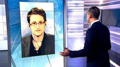 Web extra: Edward Snowden, the US, Taliban and China
