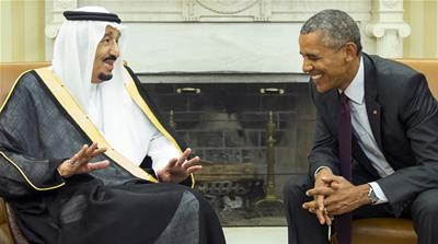 Best of friends? A new chapter in Saudi-US relations