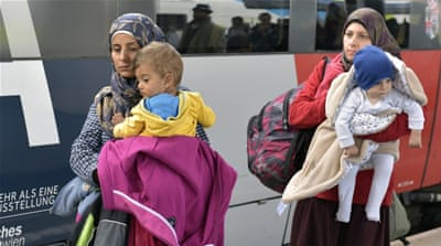 Refugee crisis is a story of children's resilience