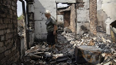 Nearly 8,000 killed since conflict broke out in Ukraine