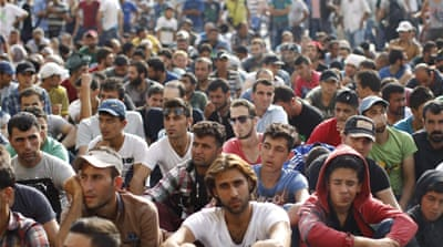 UN to Europe: Guarantee to relocate 200,000 refugees