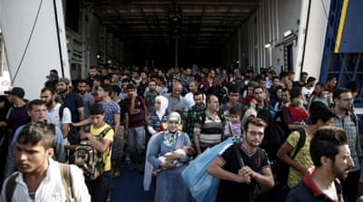 EU sets deadline to relocate 160,000 refugees