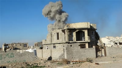 Iraq death toll mounts amid battle for Ramadi
