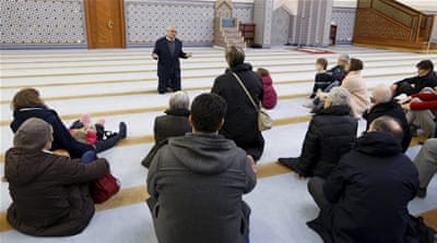 France open mosque days hailed but racism fears remain