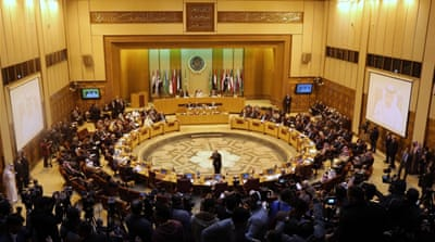 Arab League backs Saudis in Iran row