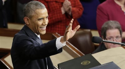Obama's 'non-traditional' swansong speech