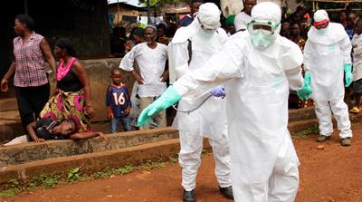 The Ebola epidemic caused more than 11,000 deaths in West Africa since the deadliest outbreak started in December 2013 [Fleur Launspach/Al Jazeera]