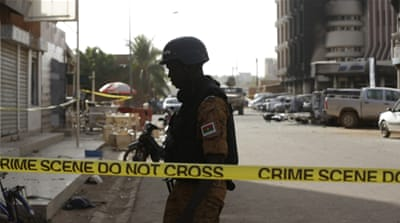 Burkina Faso begins mourning after hotel attack