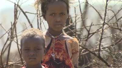Ethiopia drought 'as bad for children as Syria's war'