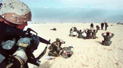 hidden wars of desert storm essay
