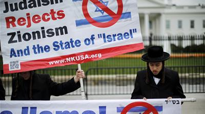 US Jews struggle in the fight for Palestinian rights
