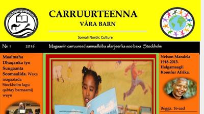 Somali children's magazine launched in Sweden