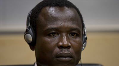 ICC hearing to decide fate of Ugandan LRA commander