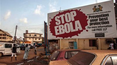 The plunder of West Africa Ebola funds