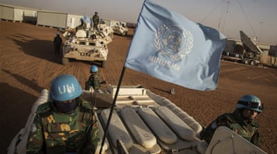 Friday's attack was the latest against UN peacekeepers in Mali's restive northeast [Marco Dormino/AP]