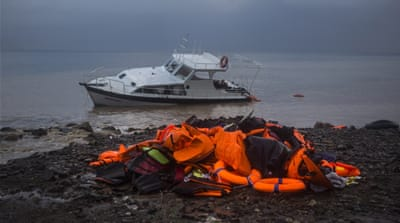 At least 2,923 refugees and migrants have died in the Mediterranean Sea or are still missing so far in 2016 [AP File Photo]