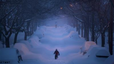 No relief as massive blizzard paralyses US East Coast