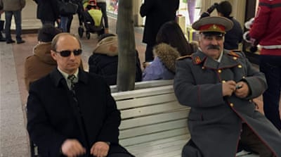 Putin-mania reaches new levels across Russia