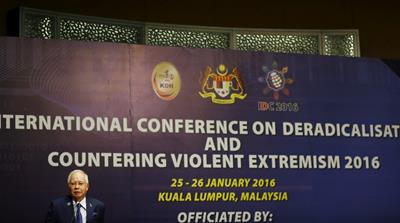 Malaysia: 'Deradicalisation' and the threat from ISIL