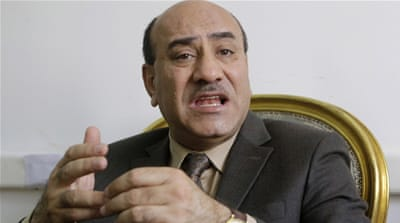 Hesham Genena, who has been working to expose corruption in Egypt, is facing seven court cases, his lawyer says [AP]