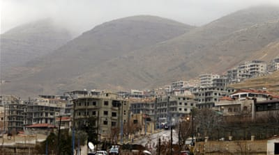 Madaya has been under siege by government forces and Hezbollah fighters since July [Omar Sanadiki/Reuters]