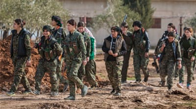 Syrian Kurds and Turkey's Kurdish question