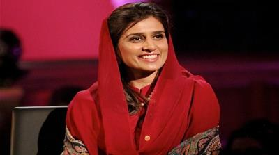 Transcript: Hina Rabbani Khar on the 'War on Terror'