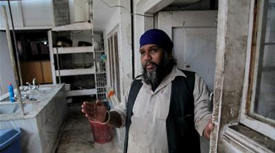Inside the little-known kitchen of Afghanistan's Sikhs