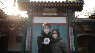 Red Alert, life inside the Beijing smog