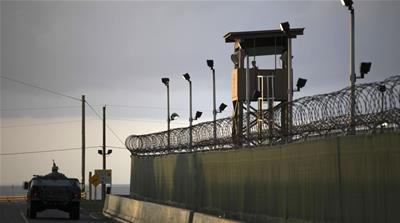 From inside Guantanamo Bay, diary of a detainee