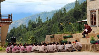 Bhutan's children get their own parliament