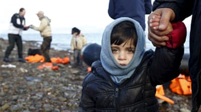 Refugees caught between hope and harsh winter