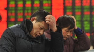 What's behind China's stock market meltdown?
