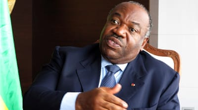 A week in post-election Gabon