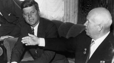 Killing John F Kennedy and the prospect of peace
