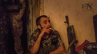 Ukraine's angry volunteer brigades at the war front
