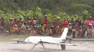 Drones launch off-grid healthcare in rural Madagascar