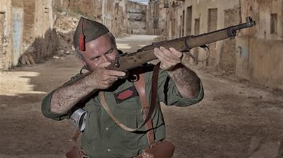 Syria, the Spanish Civil war and foreign legions
