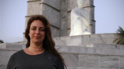Tania Bruguera: Cuban artist fights for free expression