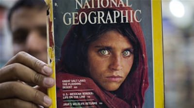 Sharbat Gula: The iconic face of the refugee struggle