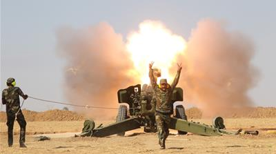 Battle for Mosul 'real test' for regional powers