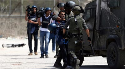 How Israel prevented journalists from covering al-Aqsa