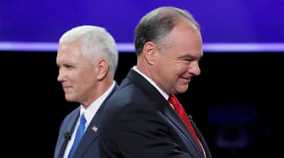 Analysis: No clear winner in vice presidential debate