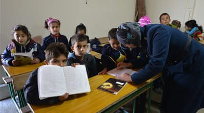 No easy answers for Syrian students in Lebanon