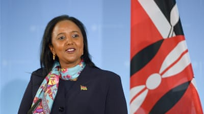 Kenya's FM on human rights, refugees and al-Shabab