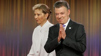 Nobel Peace Prize 2016: Colombia's Santos named winner