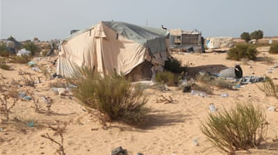 Life in Tunisia's closed refugee camp: 'I lost my mind'